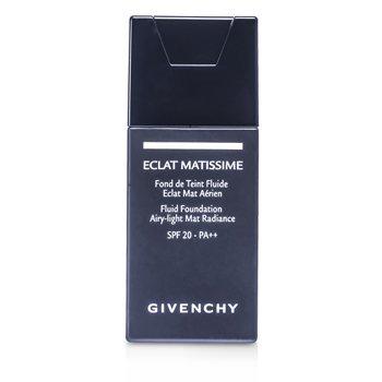 Givenchy Eclat Matissime Base Maquillaje Fluida SPF 20 - # 4 Mat Beige  30ml/1oz