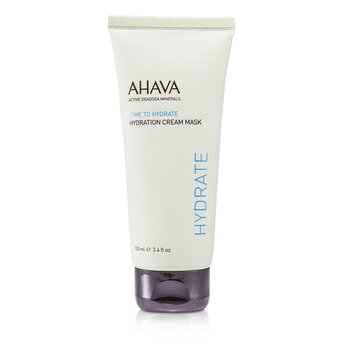 Ahava Time To Hydrate Hydration Cream Mask  100ml/3.4oz