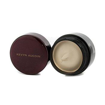 Kevyn Aucoin Base cremosa The Sensual Skin Enhancer - # SX 01 (True Ivory Shade for Fair Complexions)  18g/0.63oz
