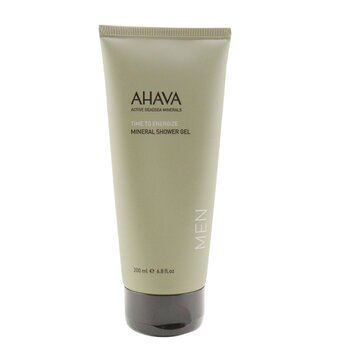 Ahava Time To Energize Gel de Duş Mineral  200ml/6.8oz
