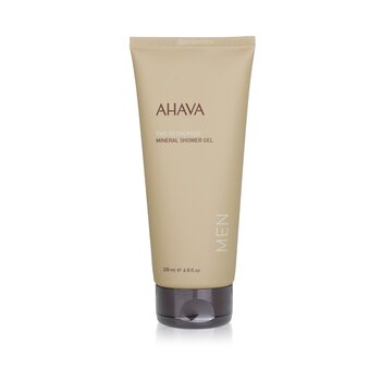 Ahava Time To Energize Минералды Душ Гелі   200ml/6.8oz