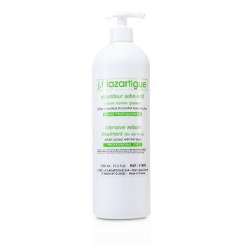 J. F. Lazartigue اسپری تنظیم کننده چربی پوست سر - برای موهای چرب (سایز مخصوص سالن آرایش)  1000ml/33.4oz