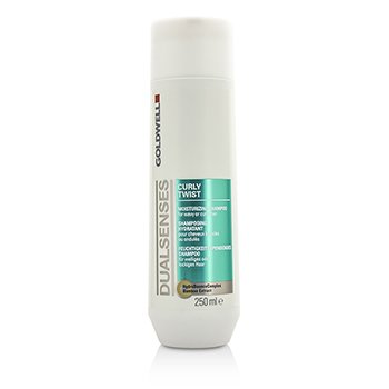 Goldwell Dual Senses Curly Twist Champú Humectante (Para Cabello Rizado u Ondulado)  250ml/8.4oz