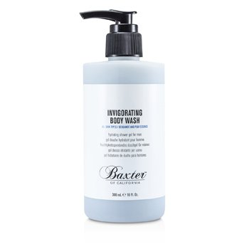 Baxter Of California Loção corporal Invigorating Body Wash - Bergamot and Pear Essence  300ml/10oz