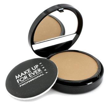 Make Up For Ever Velvet Finish Compact Powder - #10 (Suntan Beige)  10g/0.35oz