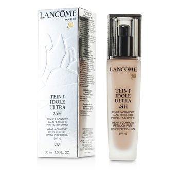 Lancome Teint Idole Base Ultra Confort & Uso de 24H SPF 15 - # 010 Beige Porcelaine  30ml/1oz