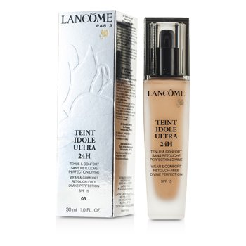 Lancome Teint Idole Ultra 24H Wear & Comfort Foundation SPF 15 - # 03 Beige Diaphane  30ml/1oz