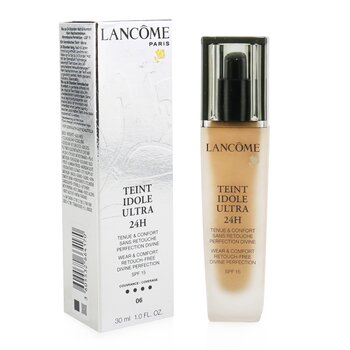 Lancome Teint Idole Ultra 24H Wear & Comfort Foundation SPF 15 - # 06 Beige Cannelle  30ml/1oz