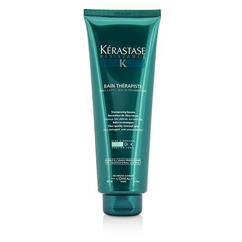 Kerastase Resistance Bain Therapiste Balm-In -Shampoo Fiber Quality Renewal Care (For Very Damaged, Over-Porcessed Hair)  450ml/15oz