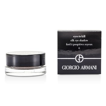 Giorgio Armani Eyes To Kill Silk Eye Shadow - # 06 Khaki Pulse  4g/0.14oz