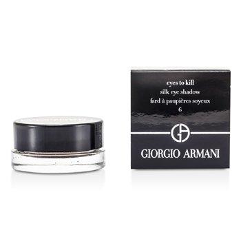 Giorgio Armani Eyes To Kill Silk Sombra de Ojos - # 06 Khaki Pulse  4g/0.14oz