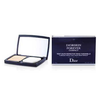 Christian Dior Diorskin Forever Compact Flawless Perfection Fusion Wear Maquillaje SPF 25 - #023 Peache  10g/0.35oz