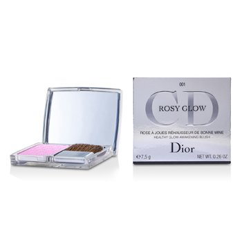 Christian Dior Gül Parıltısı Sağlıklı Parlaklık Canlandırıcı Allık - # 001 Taç Yaprağı  7.5g/0.26oz