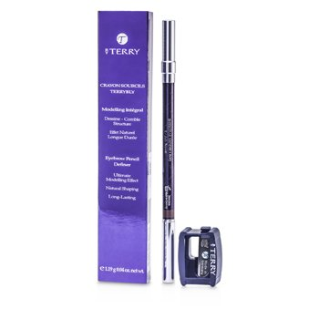 By Terry Crayon Sourcils Terrybly Lápiz Delineador Cejas - # 2 Ash Brown  1.19g/0.04oz