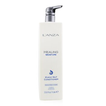Lanza Healing Moisture Kukui Nut Conditioner  1000ml/33.8oz