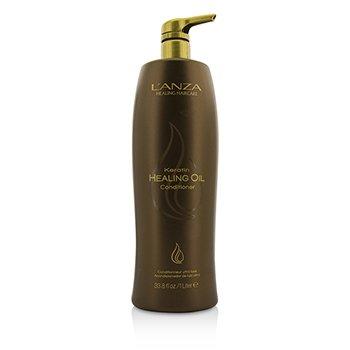 Lanza Keratin Healing Oil Shampoo  1000ml/34oz