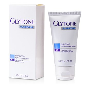 Glytone Crema renovadora mejoradora aclaradora noche  50ml/1.7oz