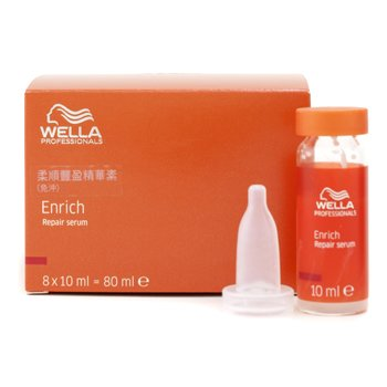 Wella Ser Reparator Bogat  8x10ml/0.33oz