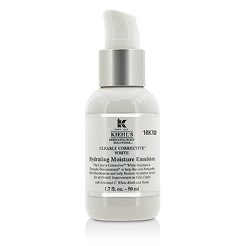 Kiehl's Clearly Corrective White Hydrating Moisture Emulsion  50ml/1.7oz