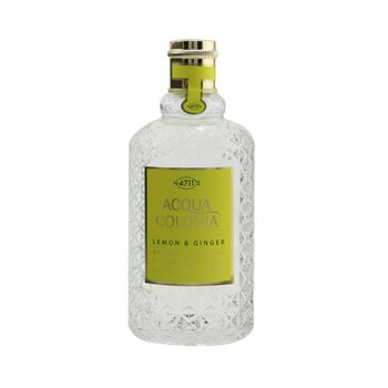 4711 Acqua Colonia Lemon & Ginger Κολώνια Σπρέυ  170ml/5.7oz