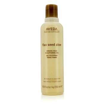 Aveda Flax Seed Aloe Strong Hold Sculpturing Gel  250ml/8.5oz