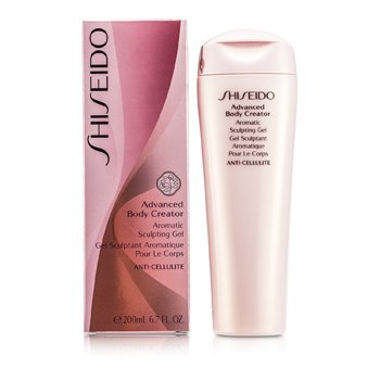 Shiseido Advanced Body Creator Aromatic vormiv geel - tselluliidivastane  200ml/6.7oz