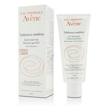 Avene Tolerance Extreme Cleansing Lotion - For Hypersensitive & Allergic Skin (Exp. Date 02/2017)  200ml/6.76oz
