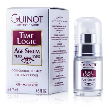 Guinot Time Logic Ser de Ochi Antiîmbătrânire  15ml/0.5oz