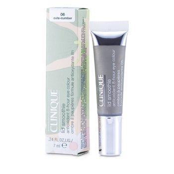 Clinique Lid Smoothie Color Ojos Antioxidante 8 horas - # 06 Cute-Cumber  7ml/0.24oz