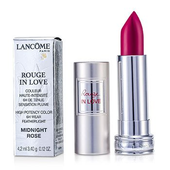 Lancome رژلب Rouge In Love - شماره 377N Midnight Rose  4.2ml/0.12oz