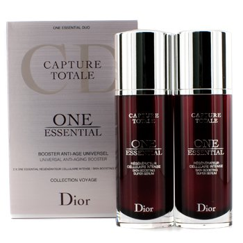 Christian Dior Capture Totale One Essential Skin Serum S�per Estimulante D�o  2x50ml/1.7oz