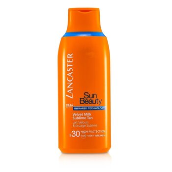 Lancaster Mleczko do opalania ciała Sun Beauty Velvet Milk Sublime Tan SPF 30  175ml/5.9oz
