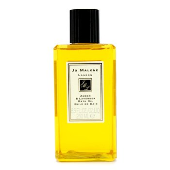 Jo Malone Amber & Lavender Bath Oil  250ml/8.5oz