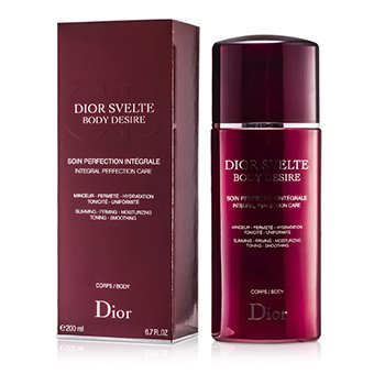 Christian Dior Dior Svelte Body Desire Integral Perfection Care  200ml/6.7oz