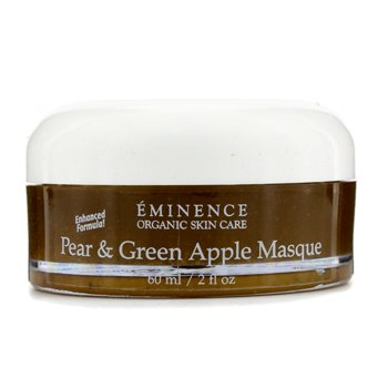 Eminence Pear & Green Apple Masque (Normal to Dry & Dehydrated Skin)  60ml/2oz