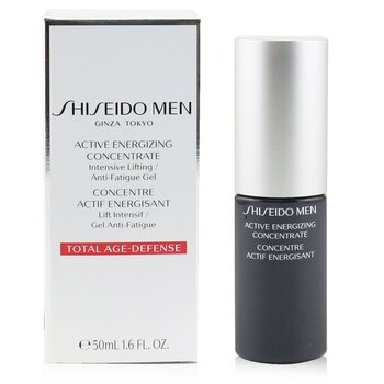 Shiseido Men Active Energizing Concentrate  50ml/1.6oz