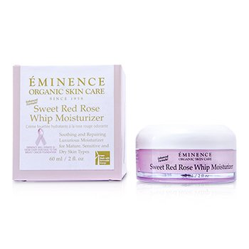 Eminence Sweet Red Rose Whip Hidratante (Piel Seca, Sensible & Madura)  60ml/2oz