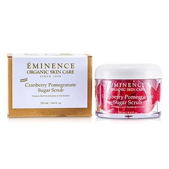 Eminence Cranberry Pomegranate Sugar Scrub  250ml/8.4oz