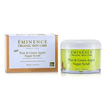 Eminence Pear & Green Apple Azúcar Exfoliante  250ml/8.4oz