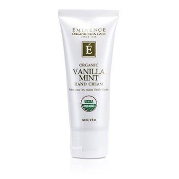 Eminence Vanilla Mint Hand Cream  60ml/2oz