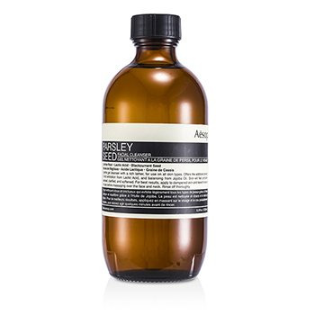 Aesop Żel do mycia twarzy z nasionami pietruszki Parsley Seed Facial Cleanser  200ml/6.8oz
