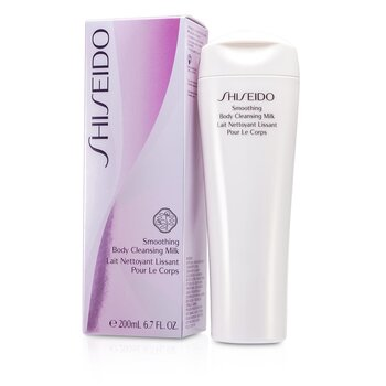 Shiseido Smoothing Body Cleansing Milk  200ml/6.7oz