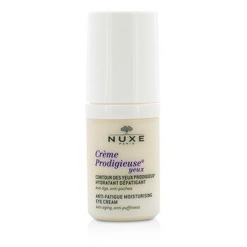 Nuxe Oční krém proti příznakům únavy v očním okolí Contour Des Yeux Prodigieux Anti-Fatigue Moisturizing Eye Cream  15ml/0.5oz