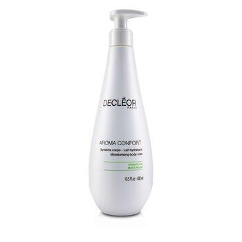 Decleor Leite hidratante Aroma Confort Moisturising Body Milk  400ml/13.5oz