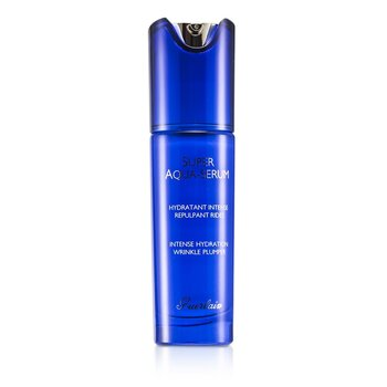 Guerlain Super Aqua Serum Intense Hydration Wrinkle Plumper  30ml/1oz
