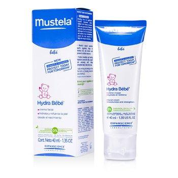 Mustela Hydra-Bebe Facial Cream - Normal Skin  40ml/1.35oz