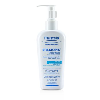 Mustela Stelatopia Cream Cleanser  200ml/6.7oz