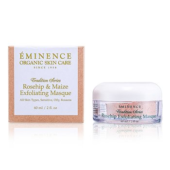 Eminence Rosehip & Maize Mascarilla Exfoliante ( Series Tradicionales )  60ml/2oz