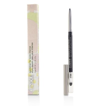 Clinique Delineador de Ojos Intenso - # 01 Intense Black  0.28g/0.01oz