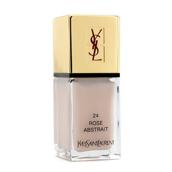Yves Saint Laurent La Laque Couture Laca de Uñas - # 24 Rose Abstrait  10ml/0.34oz